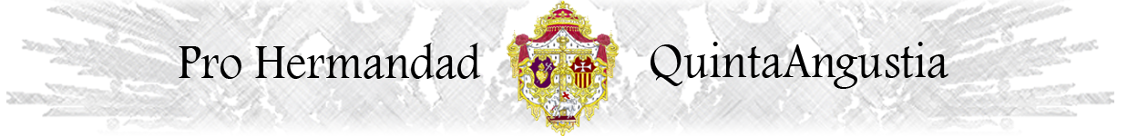 Pro Hermandad QuintaAngustia Córdoba