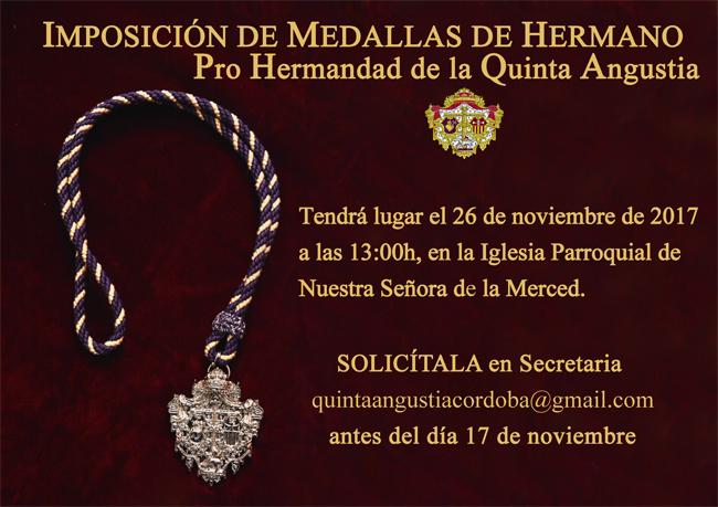 Imagen imposicion de medallas