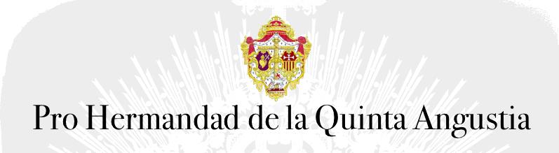 Pro Hermandad de la Quinta Angustia Córdoba